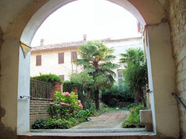 Museo storico badogliano grazzano badoglio at for Piani di casa cortile interno